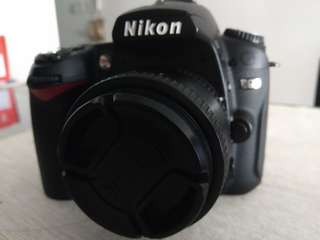Selling my beloved NikonD90 (body only)