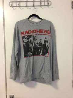 Radiohead jumper