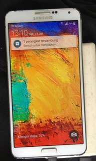 Samsung not3       3G