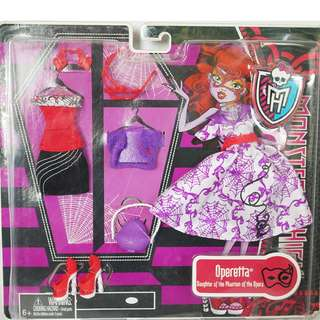 Monster High Operetta Fashion Pack