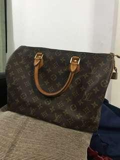 Louis Vuitton LV Speedy 35