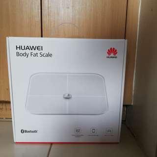 NEW Huawei Body Fat Scale