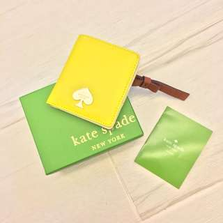 Kate Spade wallet 90%new 小型慳位方便