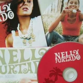 Nelly Furtado Whoa Nelly + Loose 2CD Combo