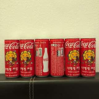 Coca Cola Kakao Friends
