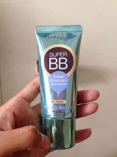 Maybelline BB Cream shade 01 Fresh