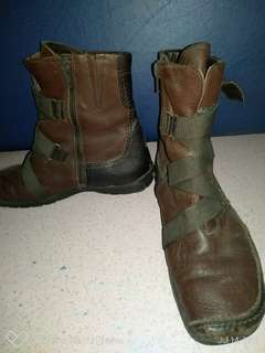 Genuine Leather Boots from Germany