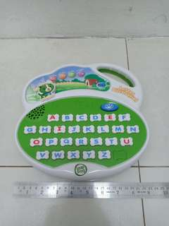 Leapfrog Learning Letters