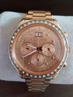Preloved Michael Kors Watch with receipt
