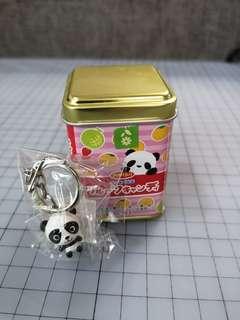 小鐵盒+熊貓