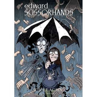 [PRE-ORDER] Edward Scissorhands: Volume 2 - Whole Again by Kate Leth