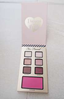 Too Faced Pretty In Pink Palette