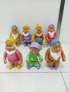 Disney Snow White Figures