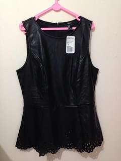 Black Top Forever 21 (New)