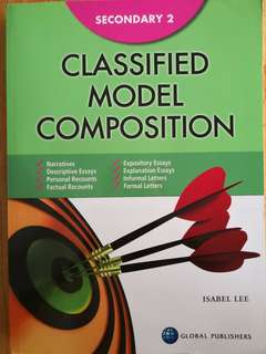 🚚 secondary 2 classified model composition