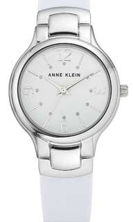 BRAND NEW ANNE KLEIN Two-tone Diamond Bracelet Watch, 28mm