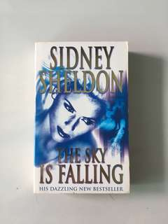Sidney Sheldon - The Sky Is Falling
