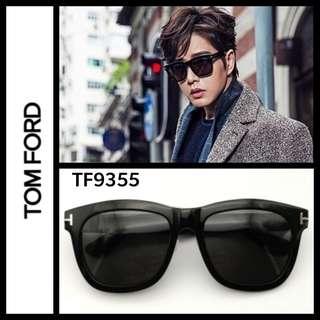 Tom Ford TF9355 acetate sunglasses 韓星太陽眼鏡