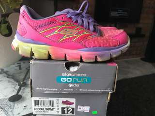 Sketchers Running Shoes for Girls