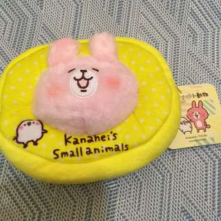 Kanahei 筆袋 化妝袋 文具收納 相機袋