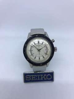 古董精工初代計時手錶 45899 1964年
