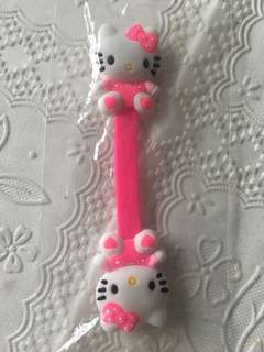Cable winder hello kitty