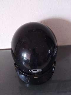 Vintage Motor/vespa Helmet