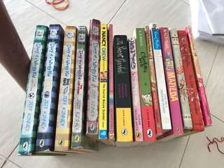 Various Stories Books