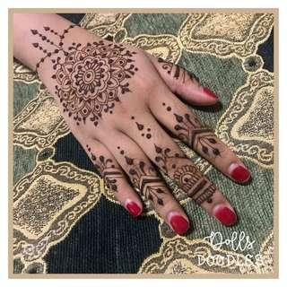 Henna #18