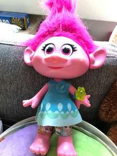 Trolls toy - Poppy