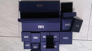 Taka  jewellery  boxes
