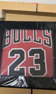 ICONIC MICHAEL JORDAN JERSEY (LIMITED EDT)