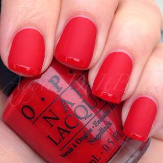 OPI Thrill of Brazil A16