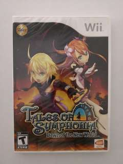 Tales of Symphonia: Dawn of the New World [wii]