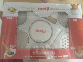 降價了♥日本明治7件組食物調理器