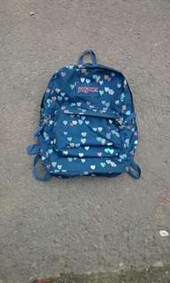 Tas backpack jansport