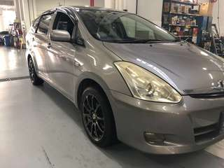 Toyota wish 1.8A 2006/07 singapore