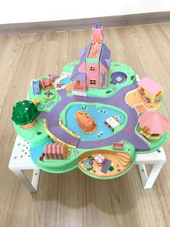 Polly Pocket Polly's Dream World COMPLETE