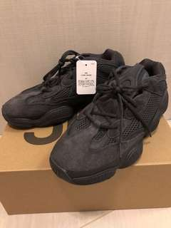 YEEZY 500 Black UK9.5