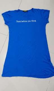 Tshirt or dress