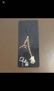 MJ 玫瑰金電話繩購自澳洲全新$40