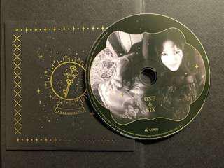 Apink One & Six Naeun Disc Album only