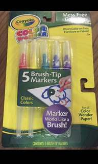 BN Crayola Color Wonder Mess Free Coloring