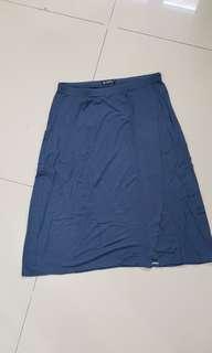 Skirt cotton on