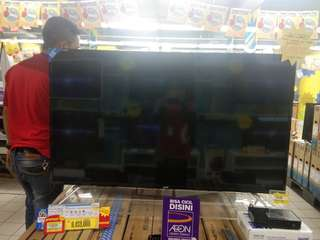 "Kredit Led tv akari 55"". Promo free 1x angsuran"