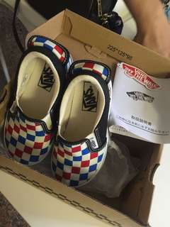 Vans 波鞋