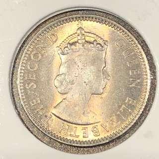 1953 MBB QEII 5 Cents