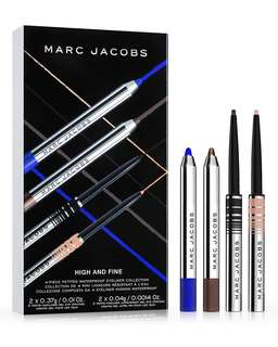 MARC JACOBS - 4 piece waterproof eyeliner limited edition collection (High and Fine)