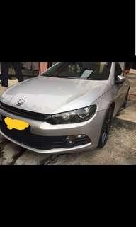 Sambung bayar Volkswagen Scirocco