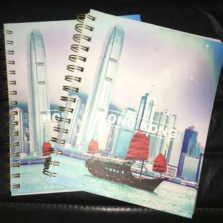 Typo Thick Pocket Notebook A5